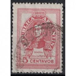 Argentina Známka 5937