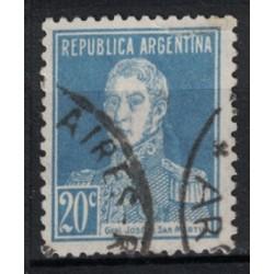 Argentina Známka 6072