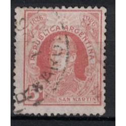 Argentina Známka 6076