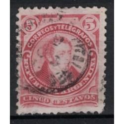 Argentina Známka 6078