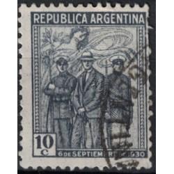 Argentina Známka 6081