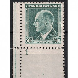 Československo Známka 6486