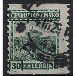Československo Známka 6548