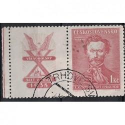 Československo Známka 6591