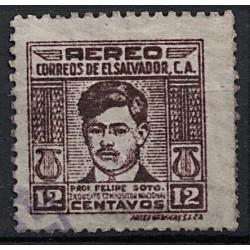 Salvador Známka 6860