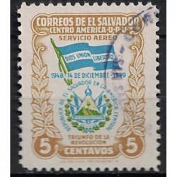 Salvador Známka 6868