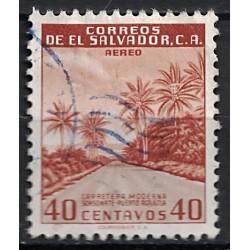Salvador Známka 6869