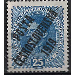 Československo Známka 7182