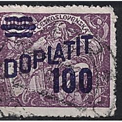Československo Známka 7200