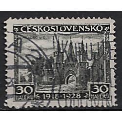 Československo Známka 7212