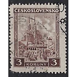 Československo Známka 7213