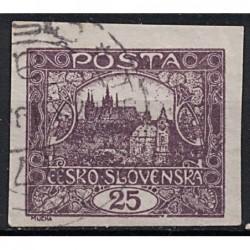 Československo Známka 7230