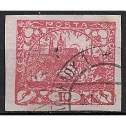 Československo Známka 7231