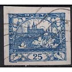 Československo Známka 7232