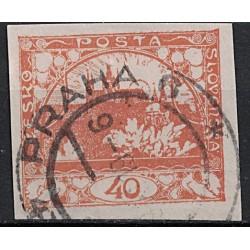 Československo Známka 7235