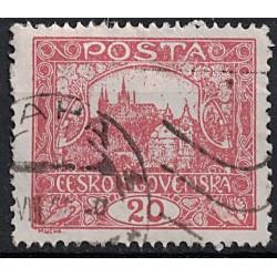 Československo Známka 7240