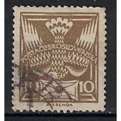 Československo Známka 7309