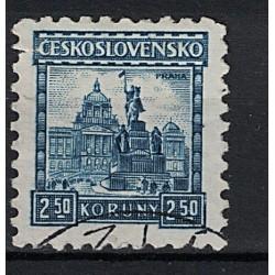 Československo Známka 7312