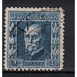 Československo Známka 7313