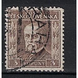 Československo Známka 7314