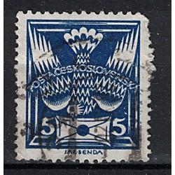 Československo Známka 7316