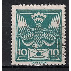 Československo Známka 7317