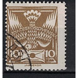 Československo Známka 7318