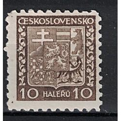 Československo Známka 7321