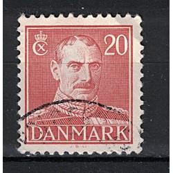 Danmark Známka 7334