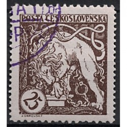Československo Známka 7435