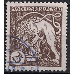 Československo Známka 7437