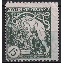 Československo Známka 7442