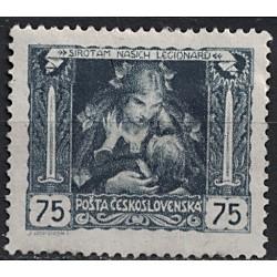 Československo Známka 7448
