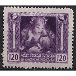 Československo Známka 7456