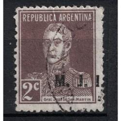 Argentína známka 7596