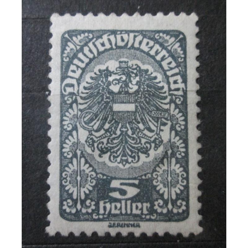 Rakousko známka 257b