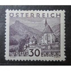 Rakousko známka 536