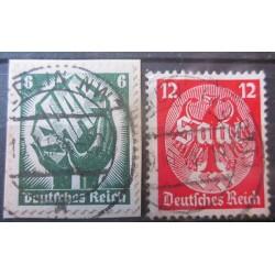 Deutsches Reich 545 serie