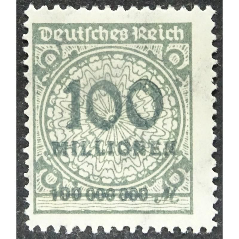 Deutsches Reich 322
