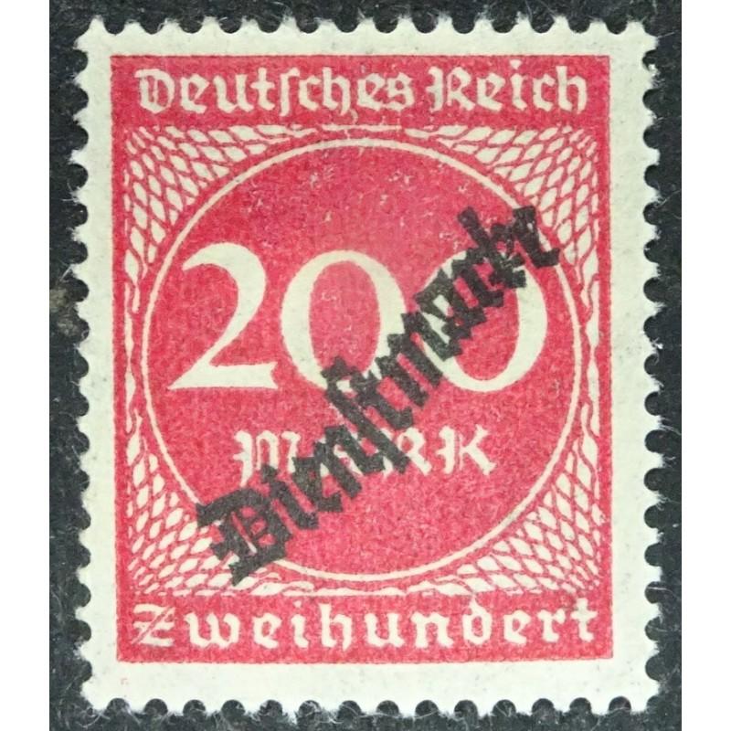 Deutsches Reich 78