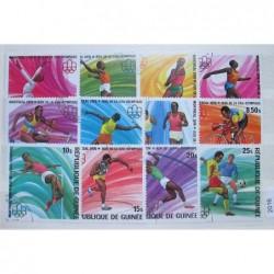 Guinea partie známek 2