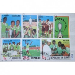 Guinea partie známek 4
