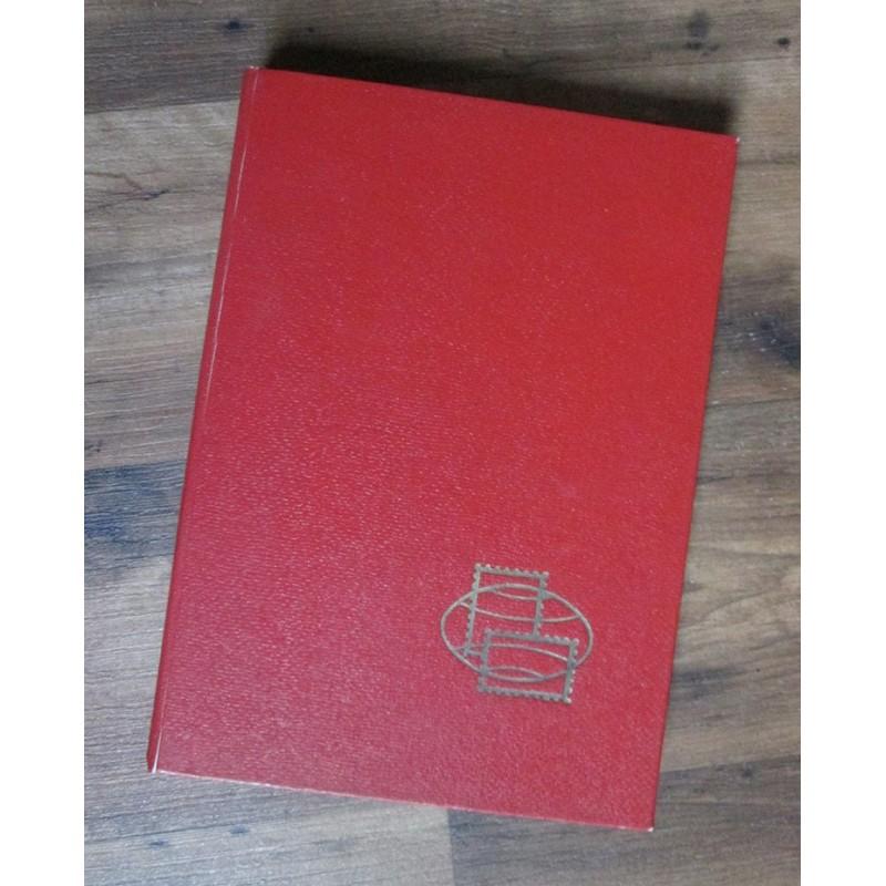 Zásobník na známky A4/16 stran tvrdé listy