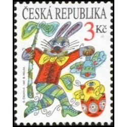 Česká Republika známka 138