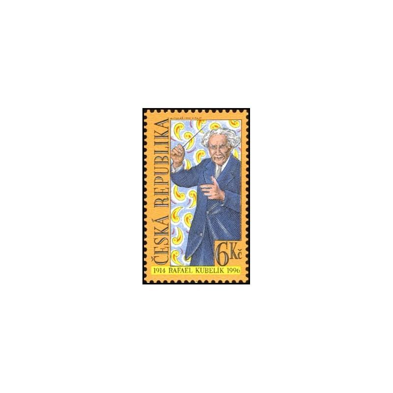 Česká Republika známka 187