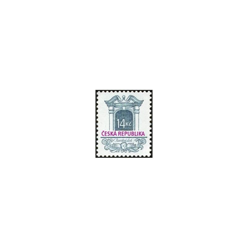 Česká Republika známka 93