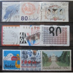 Nederland partie známek