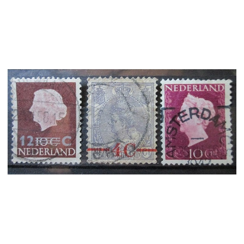 Nederland partie známek 7