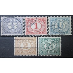 Nederland serie známek 1