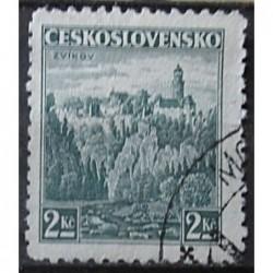 Československo 2 Kč zelená